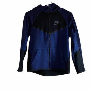 Nike Boys Fleece Full Zip Hoodie Size: Large